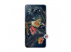 Coque Samsung Galaxy S6 Edge Leopard Tree