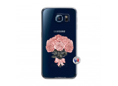 Coque Samsung Galaxy S6 Bouquet de Roses