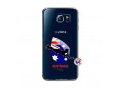 Coque Samsung Galaxy S6 Coupe du Monde Rugby-Australia