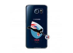 Coque Samsung Galaxy S6 Coupe du Monde Rugby Fidji