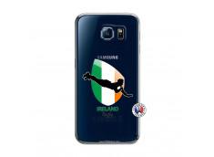 Coque Samsung Galaxy S6 Coupe du Monde Rugby-Ireland