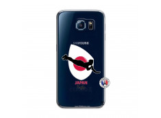 Coque Samsung Galaxy S6 Coupe du Monde Rugby-Japan