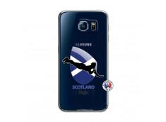Coque Samsung Galaxy S6 Coupe du Monde Rugby-Scotland