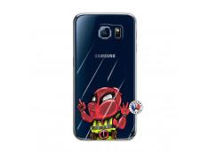 Coque Samsung Galaxy S6 Dead Gilet Jaune Impact