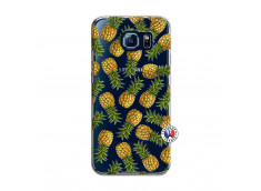 Coque Samsung Galaxy S6 Ananas Tasia