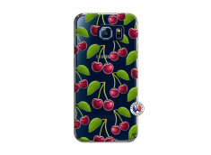 Coque Samsung Galaxy S6 oh ma Cherry
