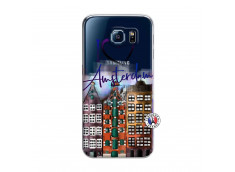 Coque Samsung Galaxy S6 I Love Amsterdam