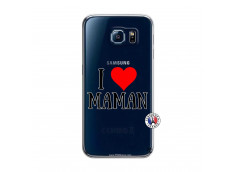 Coque Samsung Galaxy S6 I Love Maman