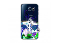 Coque Samsung Galaxy S6 I Love Miami