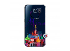 Coque Samsung Galaxy S6 I Love Moscow