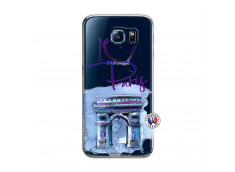 Coque Samsung Galaxy S6 I Love Paris Arc Triomphe