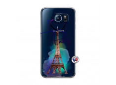 Coque Samsung Galaxy S6 I Love Paris