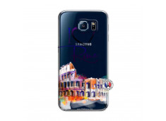 Coque Samsung Galaxy S6 I Love Rome