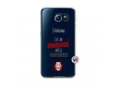 Coque Samsung Galaxy S6 J Peux Pas J Ai Un Braquage Avec Le Professeur