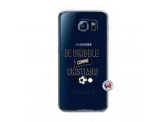 Coque Samsung Galaxy S6 Je Dribble Comme Cristiano