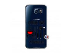 Coque Samsung Galaxy S6 Je Peux Pas J Ai Barbecue