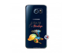 Coque Samsung Galaxy S6 Je Peux Pas J Ai Bricolage
