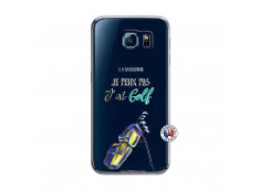 Coque Samsung Galaxy S6 Je Peux Pas J Ai Golf