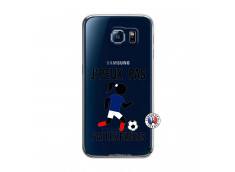 Coque Samsung Galaxy S6 Je Peux Pas J Ai Les Bleues