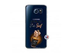 Coque Samsung Galaxy S6 Je Peux Pas J Ai Soif