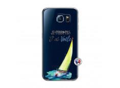 Coque Samsung Galaxy S6 Je Peux Pas J Ai Voile