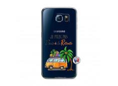 Coque Samsung Galaxy S6 Je Peux Pas Je Suis A La Retraite