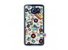Coque Samsung Galaxy S6 Mock Up Translu