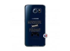 Coque Samsung Galaxy S6 Monsieur Mauvais Perdant