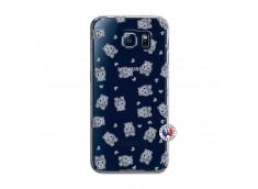 Coque Samsung Galaxy S6 Petits Hippos