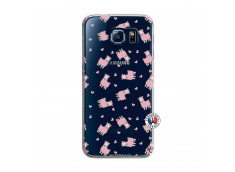 Coque Samsung Galaxy S6 Petits Moutons