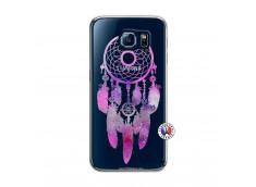 Coque Samsung Galaxy S6 Purple Dreamcatcher