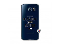 Coque Samsung Galaxy S6 Rien A Foot Allez Angers