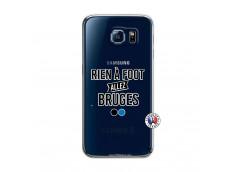 Coque Samsung Galaxy S6 Rien A Foot Allez Bruges