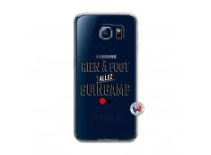 Coque Samsung Galaxy S6 Rien A Foot Allez Guingamp