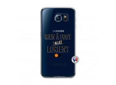 Coque Samsung Galaxy S6 Rien A Foot Allez Lorient