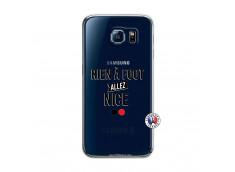 Coque Samsung Galaxy S6 Rien A Foot Allez Nice