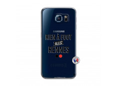 Coque Samsung Galaxy S6 Rien A Foot Allez Rennes