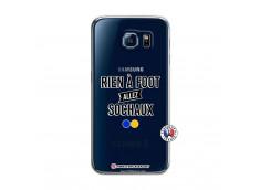 Coque Samsung Galaxy S6 Rien A Foot Allez Sochaux