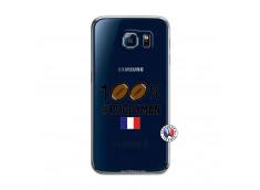 Coque Samsung Galaxy S6 100% Rugbyman