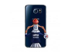 Coque Samsung Galaxy S6 Super Maman Et Super Bébé