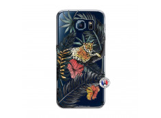 Coque Samsung Galaxy S6 Leopard Tree