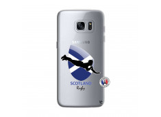 Coque Samsung Galaxy S7 Edge Coupe du Monde Rugby-Scotland
