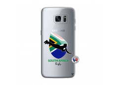 Coque Samsung Galaxy S7 Edge Coupe du Monde Rugby-South Africa