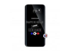 Coque Samsung Galaxy S7 Edge Frappe De Batard Comme Benjamin
