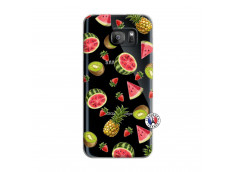 Coque Samsung Galaxy S7 Edge Multifruits
