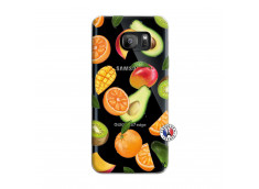 Coque Samsung Galaxy S7 Edge Salade de Fruits