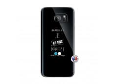 Coque Samsung Galaxy S7 Edge Je Crains Degun