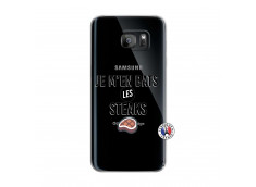 Coque Samsung Galaxy S7 Edge Je M En Bas Les Steaks