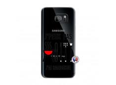 Coque Samsung Galaxy S7 Edge Je Peux Pas J Ai Barbecue
