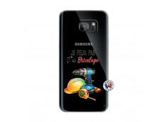 Coque Samsung Galaxy S7 Edge Je Peux Pas J Ai Bricolage